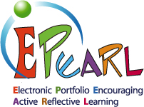 EPearl - Electronic Portfolio Encouraging Active Reflective Learning